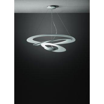 Artemide Pirce Lampa Wisząca LED Biały, 1-punktowy