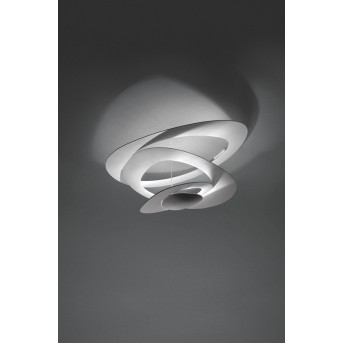Artemide Pirce Lampa Sufitowa LED Biały, 1-punktowy
