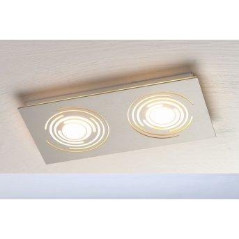 Bopp GALAXY COMFORT Lampa Sufitowa LED Aluminium, 2-punktowe