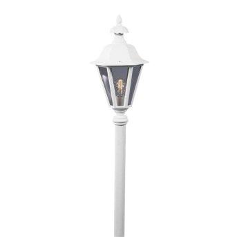 Konstsmide Pallas głowica lampy Biały, 1-punktowy
