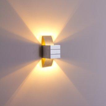 Baltimore lampa ścienna Aluminium, 1-punktowy