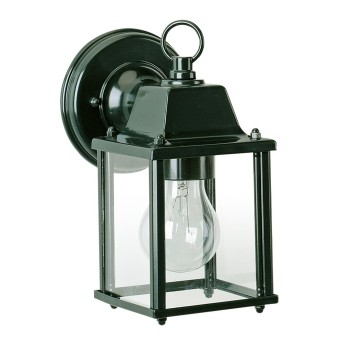 KS Verlichting Koetslamp Lampa ścienna Zielony, 1-punktowy