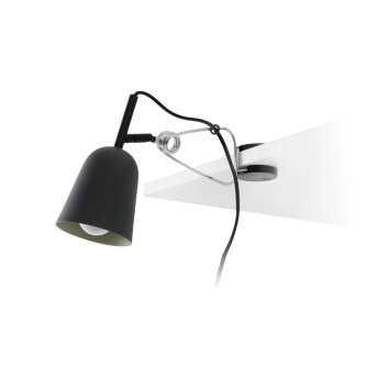 Faro Barcelona Studio Lampa biurkowa Czarny, 1-punktowy