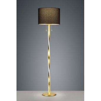 Trio NANDOR Lampa Stojąca LED Złoty, 3-punktowe