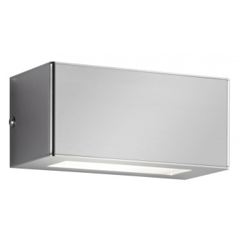 CMD Aqua Stone Lampa ścienna LED Stal nierdzewna, 2-punktowe