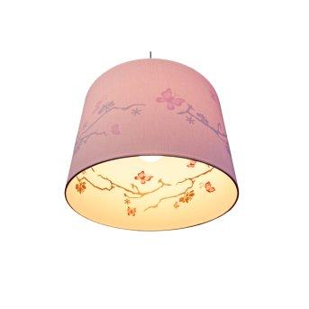 Waldi Blüten Lampa Wisząca Szkło, 1-punktowy