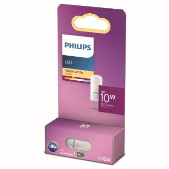 Philips LED G4 0,9W 2700K 110lm