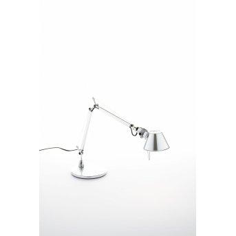 Artemide TOLOMEO MICRO Lampa stołowa LED Aluminium, 1-punktowy