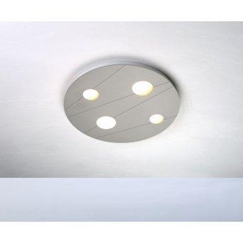 Bopp GRAFICO Lampa Sufitowa LED Aluminium, 4-punktowe