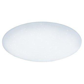 Globo Rena Lampa Sufitowa LED Biały, 1-punktowy, Zdalne sterowanie, Zmieniacz kolorów