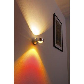 Indore lampa ścienna LED Aluminium, 2-punktowe