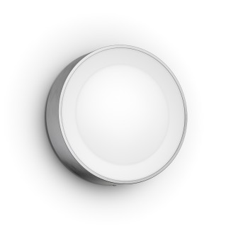 Philips Hue White & Color Ambiance Daylo Lampa ścienna LED Stal nierdzewna, 1-punktowy