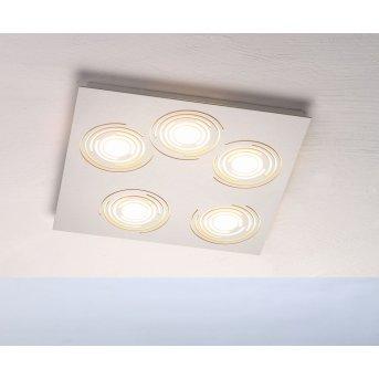Bopp GALAXY COMFORT Lampa Sufitowa LED Aluminium, 5-punktowe