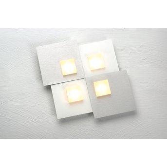 Bopp PIXEL Lampa Sufitowa LED Biały, 4-punktowe