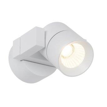 AEG Kristos Spot ścienny LED Biały, 1-punktowy