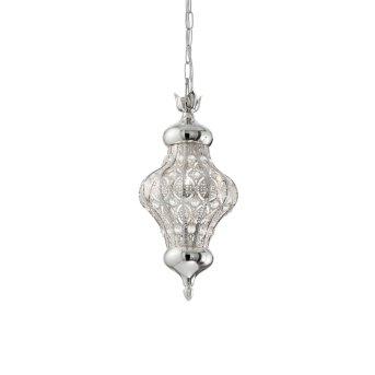 Ideal Lux NAWA Lampa Wisząca Srebrny, 1-punktowy