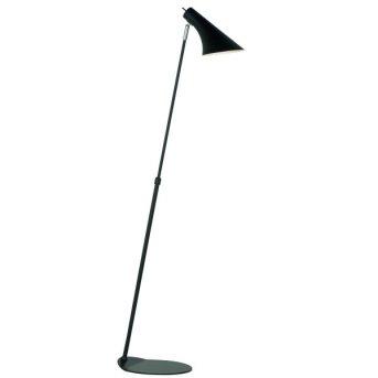 Nordlux VANILA lampa stojąca Czarny, Srebrny, 1-punktowy