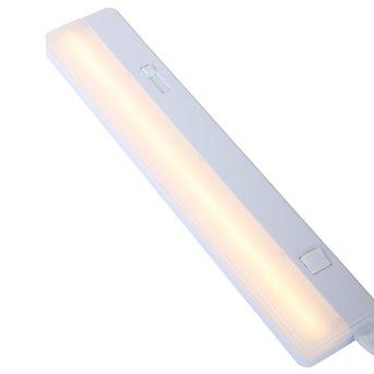 Steinhauer Ceiling and wall Oświetlenie podszafkowe LED Biały, 1-punktowy