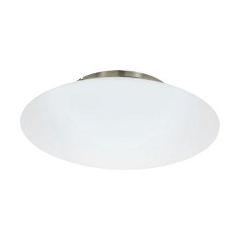 Lampa Sufitowa Eglo CONNECT FRATTINA-C LED Nikiel matowy, 1-punktowy, Zmieniacz kolorów