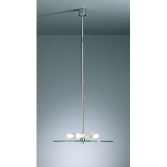 Tecnolumen HP 28-500 Lampa wisząca Chrom, 4-punktowe