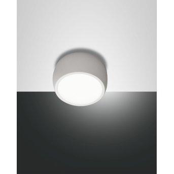 Fabas Luce Vasto Lampa Sufitowa LED Biały, 1-punktowy