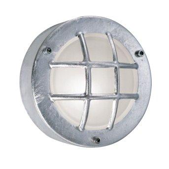 KS Verlichting Navigation Lampa ścienna Stal nierdzewna, 1-punktowy