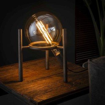 Boschoord Lampa stołowa Rudy, 1-punktowy