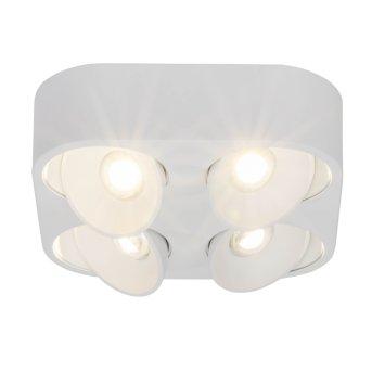 AEG Leca Lampa Sufitowa LED Biały, 4-punktowe