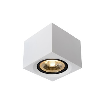 Lucide FEDLER Reflektor sufitowy Biały, 1-punktowy