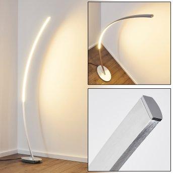 Antares Lampa Stojąca LED Chrom, 1-punktowy