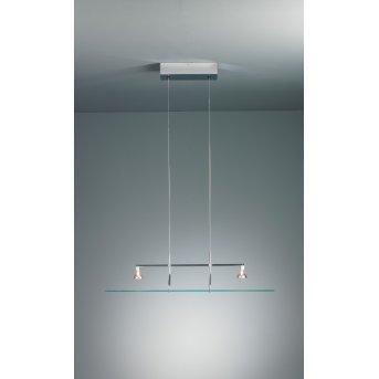 Tecnolumen HTY 85 Lampa wisząca Chrom, 2-punktowe