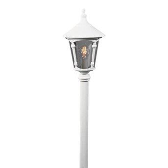 Konstsmide Virgo głowica lampy Biały, 1-punktowy