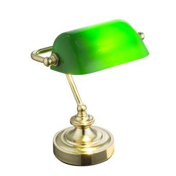 Globo TL Lampa stołowa Mosiądz, 1-punktowy