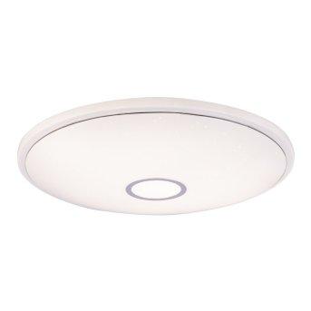 Globo CONNOR Lampa Sufitowa LED Biały, 1-punktowy, Zdalne sterowanie