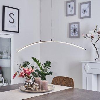 Vidsel Lampa Wisząca LED Stal szczotkowana, 1-punktowy