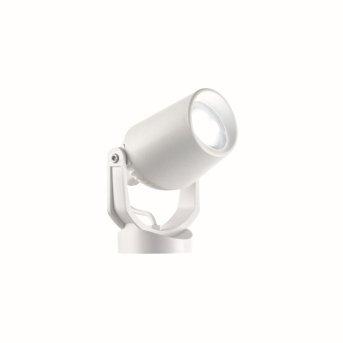 Ideal Lux MINITOMMY Reflektor ogrodowy Biały, 1-punktowy