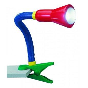 Trio 5028 lampa z klipsem Kolorowy, 1-punktowy