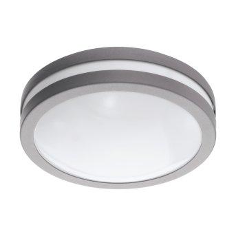 Eglo connect LOCANA Lampa Sufitowa LED Srebrny, 1-punktowy