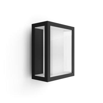 Philips Hue Ambiance White & Color Impress Lampa ścienna LED Czarny, 1-punktowy, Zmieniacz kolorów