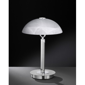 Wofi BRISTOL Lampa stołowa Nikiel matowy, 2-punktowe