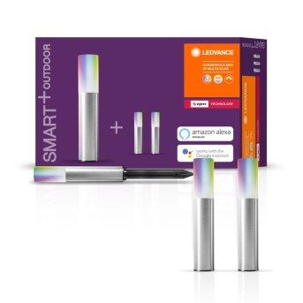LEDVANCE SMART+ oświetlenie ściezki zestaw rozszerzony Siwy, 3-punktowe