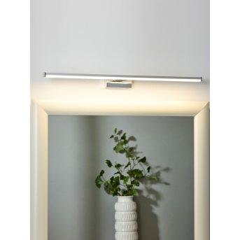 Lucide ONNO Lampa oświetlająca lustro LED Chrom, 1-punktowy