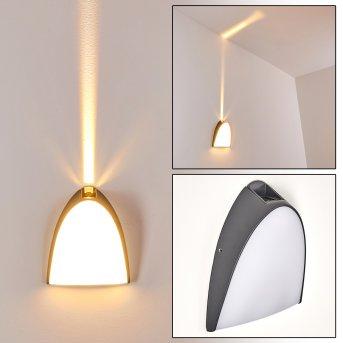 Hoist Zewnętrzny kinkiet LED Antracytowy, 1-punktowy