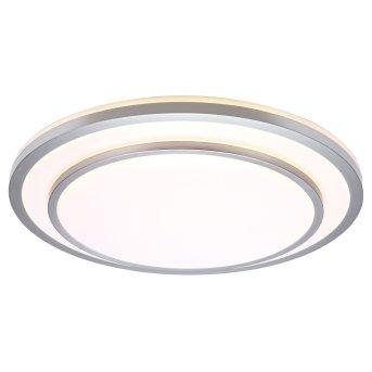 Brilliant Luciano Oświetlenie ścienne i sufitowe LED Aluminium, 1-punktowy