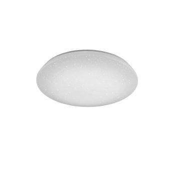 Lampa Sufitowa Trio Leuchten WiZ CHARLY LED Biały, 1-punktowy, Zdalne sterowanie, Zmieniacz kolorów