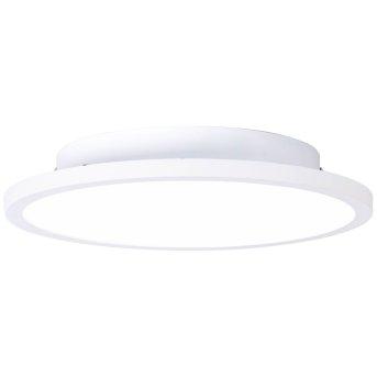 Brilliant Buffi Lampa Sufitowa LED Biały, 1-punktowy