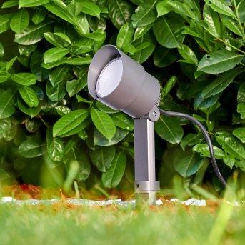Apenrader Reflektor ogrodowy LED Antracytowy, 1-punktowy