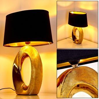 Rovio Lampa stołowa Złoty, 1-punktowy