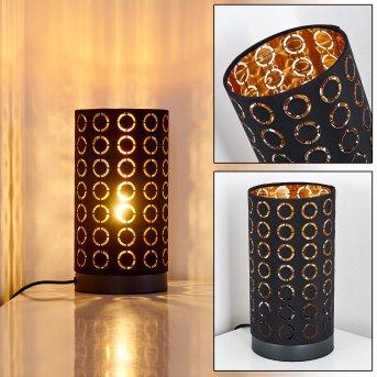 Sonderborg Lampa stołowa Czarny, 1-punktowy