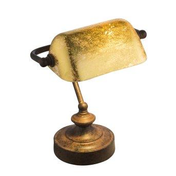 Globo TL Lampa stołowa Rudy, 1-punktowy